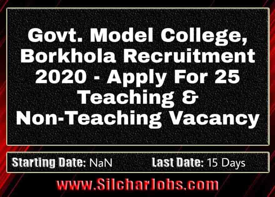 Govt Model College